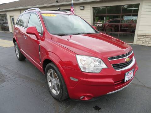 2013 Chevrolet Captiva Sport for sale at Tri-County Pre-Owned Superstore in Reynoldsburg OH