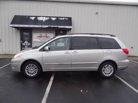 2008 Toyota Sienna for sale at Time To Buy Auto in Baltimore OH