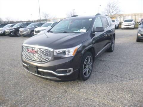 2018 GMC Acadia for sale at Coast to Coast Imports in Fishers IN
