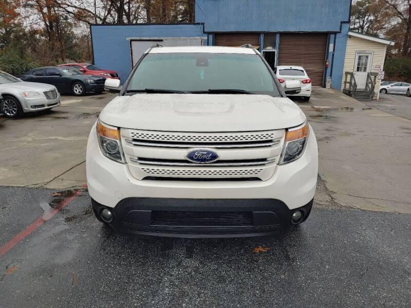 2013 Ford Explorer for sale at Adonai Auto Broker in Marietta GA