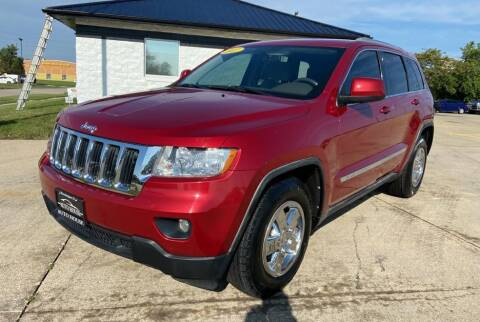 2011 Jeep Grand Cherokee for sale at Auto House of Bloomington in Bloomington IL