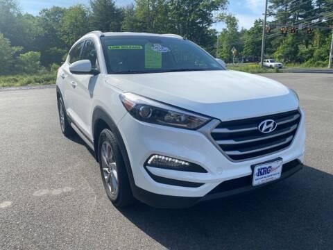 2017 Hyundai Tucson for sale at KRG Motorsport in Goffstown NH