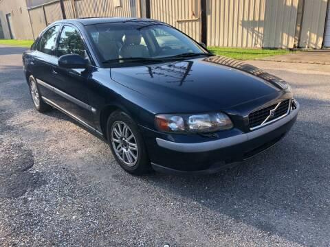 2003 Volvo S60 for sale at WMS AUTO SALES in Jefferson LA