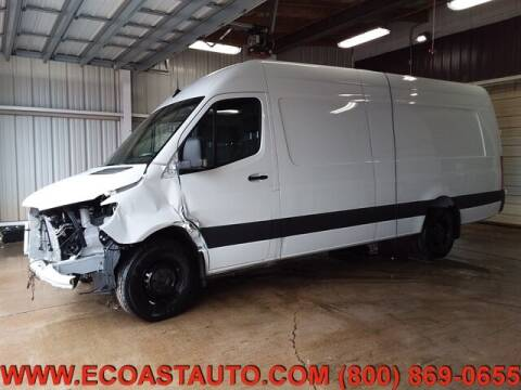 2020 Mercedes-Benz Sprinter Cargo for sale at East Coast Auto Source Inc. in Bedford VA