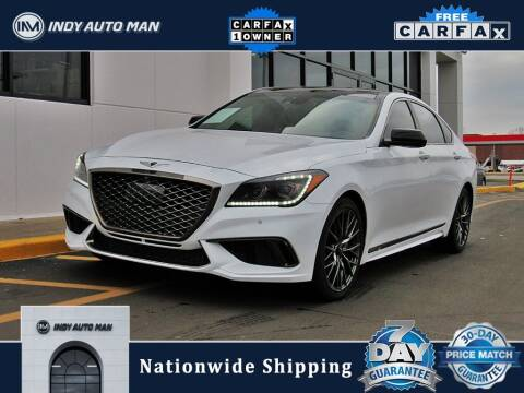 2018 Genesis G80 for sale at INDY AUTO MAN in Indianapolis IN