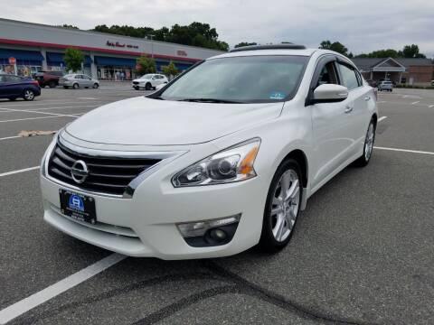 2013 Nissan Altima for sale at B&B Auto LLC in Union NJ