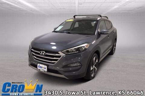 2017 Hyundai Tucson for sale at Crown Automotive of Lawrence Kansas in Lawrence KS