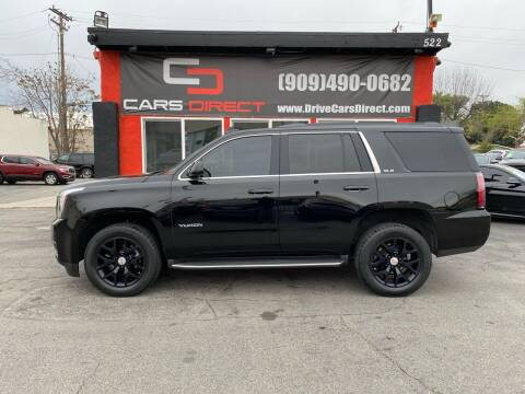 2015 GMC Yukon for sale at Cars Direct in Ontario CA