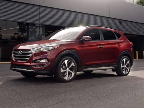 2018 Hyundai Tucson for sale at Sam Leman Toyota Bloomington in Bloomington IL