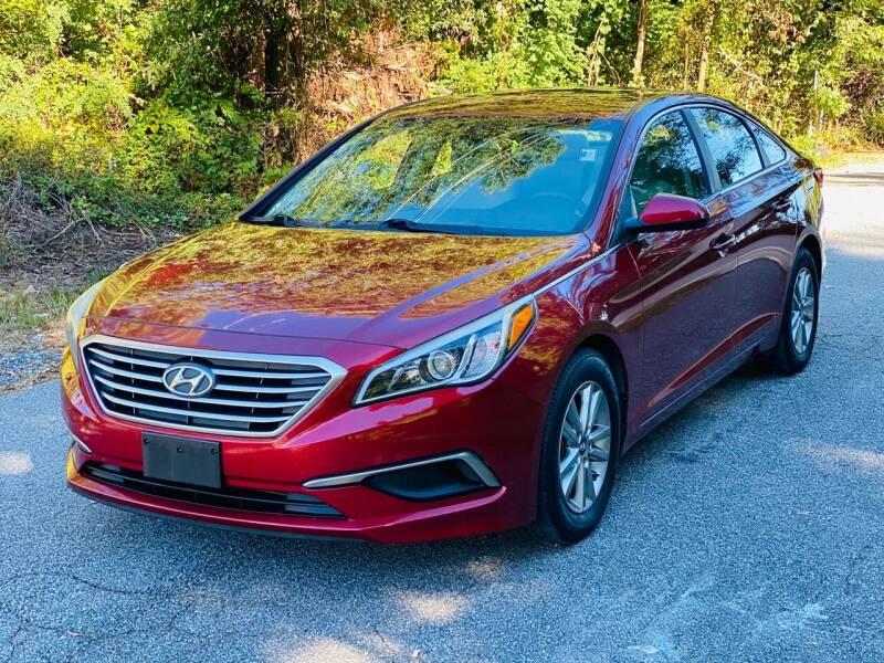 2016 Hyundai Sonata for sale at Speed Auto Mall in Greensboro NC