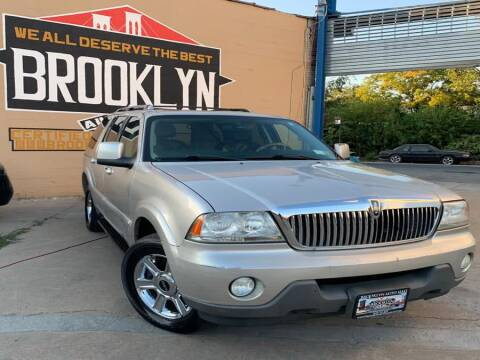 2005 Lincoln Aviator for sale at Excellence Auto Trade 1 Corp in Brooklyn NY