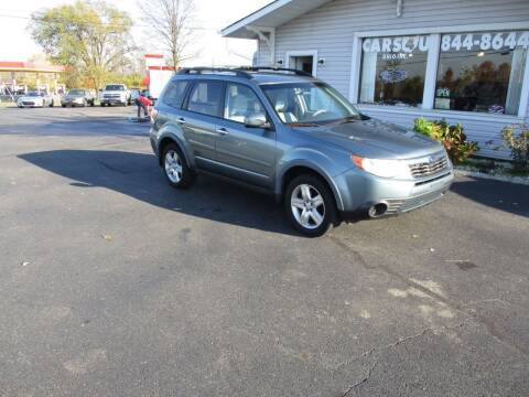 2010 Subaru Forester for sale at Cars 4 U in Liberty Township OH