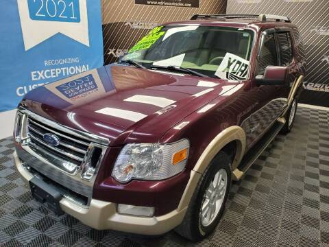 2006 Ford Explorer for sale at X Drive Auto Sales Inc. in Dearborn Heights MI