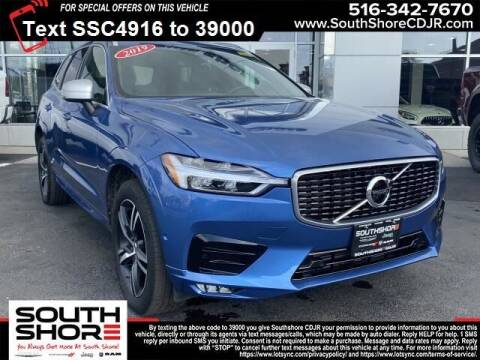 2019 Volvo XC60 for sale at South Shore Chrysler Dodge Jeep Ram in Inwood NY