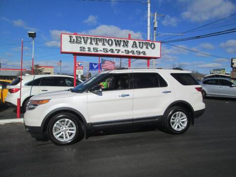 2014 Ford Explorer for sale at Levittown Auto in Levittown PA
