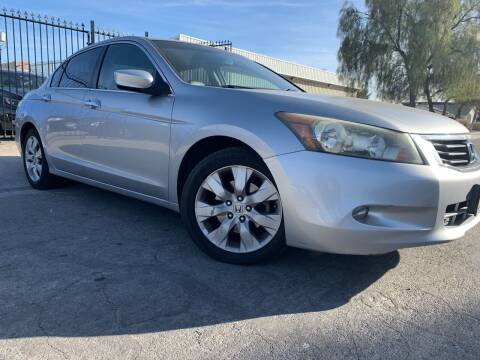 2010 Honda Accord for sale at Boktor Motors in Las Vegas NV