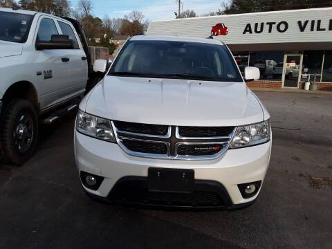 2015 Dodge Journey for sale at Auto Villa in Danville VA