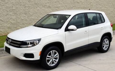 2013 Volkswagen Tiguan for sale at Raleigh Auto Inc. in Raleigh NC