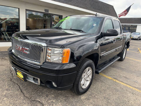 2011 GMC Sierra 1500 for sale at Top Notch Auto Brokers, Inc. in Palatine IL
