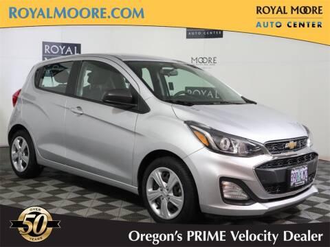 2019 Chevrolet Spark for sale at Royal Moore Custom Finance in Hillsboro OR