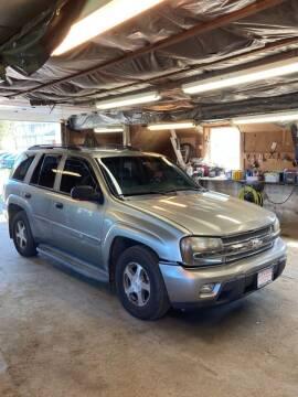 2003 Chevrolet TrailBlazer for sale at Lavictoire Auto Sales in West Rutland VT