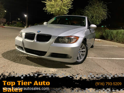 2006 BMW 3 Series for sale at Top Tier Auto Sales in Sacramento CA