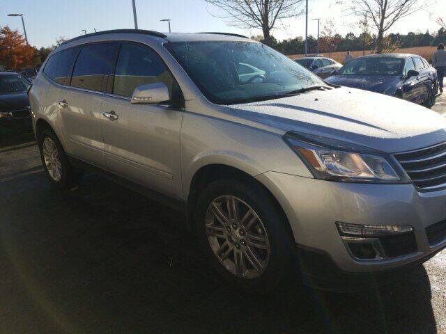2015 Chevrolet Traverse for sale at Southern Auto Solutions - Georgia Car Finder - Southern Auto Solutions - Lou Sobh Kia in Marietta GA