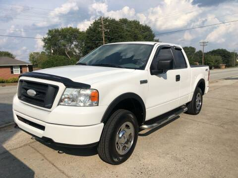 2007 Ford F-150 for sale at E Motors LLC in Anderson SC