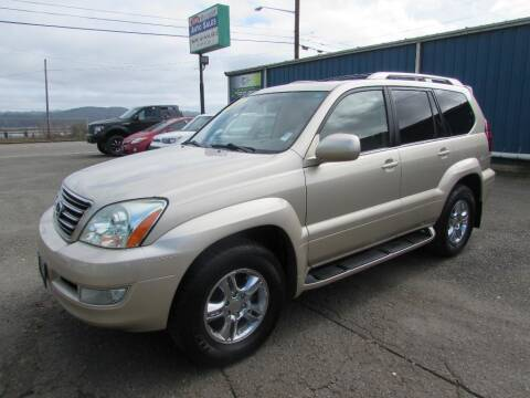 2006 Lexus GX 470 for sale at 101 Budget Auto Sales in Coos Bay OR