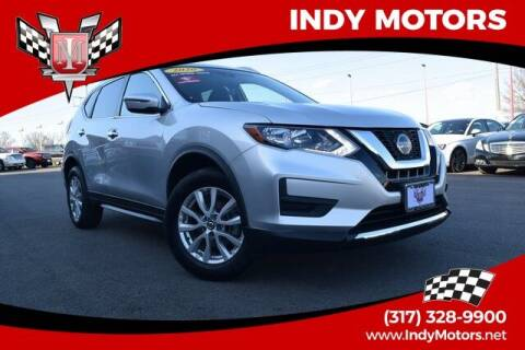 2020 Nissan Rogue for sale at Indy Motors Inc in Indianapolis IN