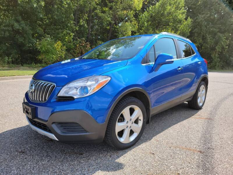 2015 Buick Encore for sale at A+ Family Auto in Marshall MI