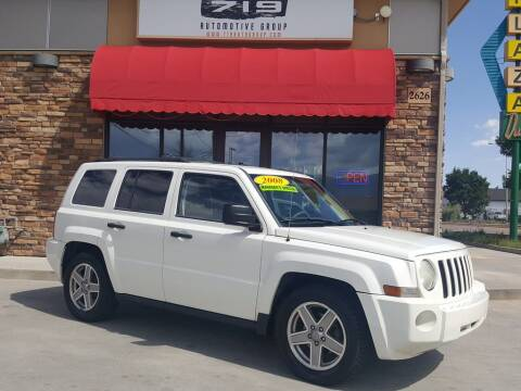 2008 Jeep Patriot for sale at 719 Automotive Group in Colorado Springs CO