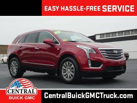 2019 Cadillac XT5 for sale at Central Buick GMC in Winter Haven FL