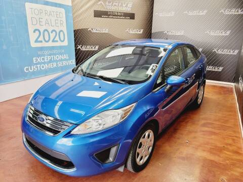 2011 Ford Fiesta for sale at X Drive Auto Sales Inc. in Dearborn Heights MI