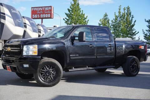 2014 Chevrolet Silverado 2500HD for sale at Frontier Auto & RV Sales in Anchorage AK