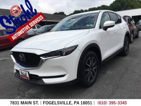 2017 Mazda CX-5 for sale at Strohl Automotive Services in Fogelsville PA