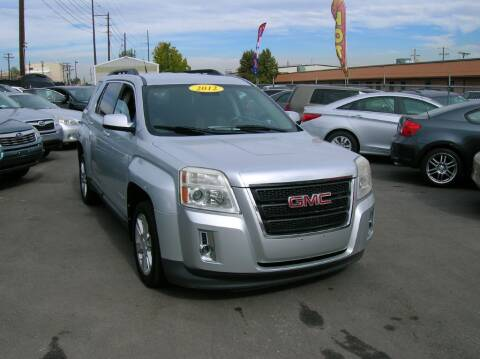2012 GMC Terrain for sale at Avalanche Auto Sales in Denver CO