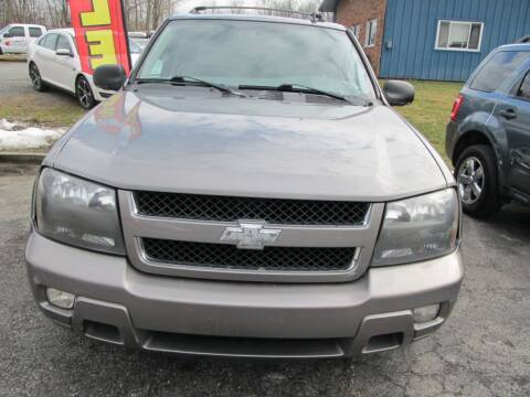 2008 Chevrolet TrailBlazer for sale at Mid - Way Auto Sales INC in Montgomery NY