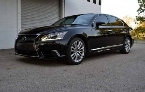 2015 Lexus LS 460 for sale at BriansPlace in Lipan TX