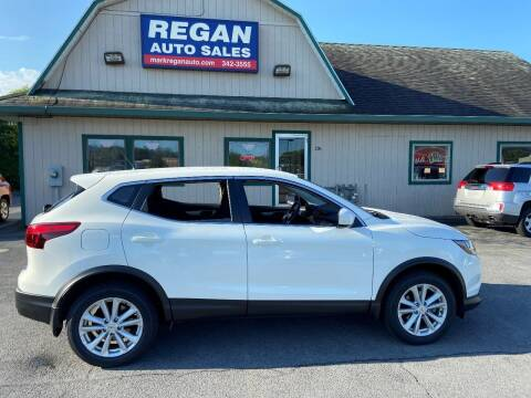 2017 Nissan Rogue Sport for sale at Mark Regan Auto Sales in Oswego NY