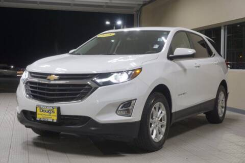 2018 Chevrolet Equinox for sale at Jeremy Sells Hyundai in Edmunds WA