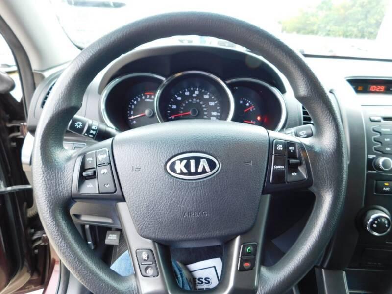 2012 Kia Sorento 4dr SUV - San Antonio TX