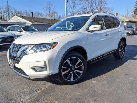 2018 Nissan Rogue for sale at GAHANNA AUTO SALES in Gahanna OH