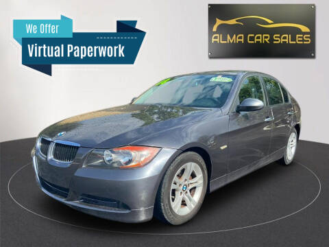 2008 BMW 3 Series for sale at Alma Car Sales in Miami FL