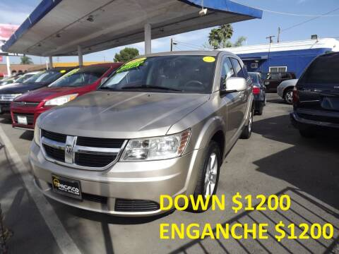 2009 Dodge Journey for sale at PACIFICO AUTO SALES in Santa Ana CA