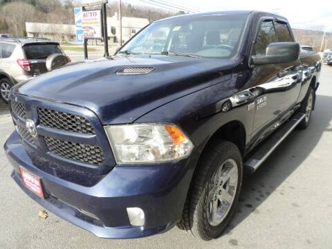 2014 RAM Ram Pickup 1500 for sale at AUTO CONNECTION LLC in Springfield VT