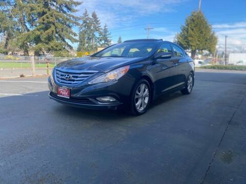 2011 Hyundai Sonata for sale at Apex Motors Parkland in Tacoma WA