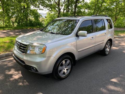 2014 Honda Pilot for sale at Crazy Cars Auto Sale in Jersey City NJ