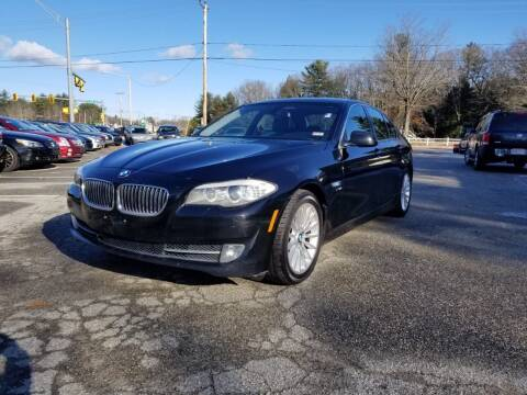 2011 BMW 5 Series for sale at Official Auto Sales in Plaistow NH
