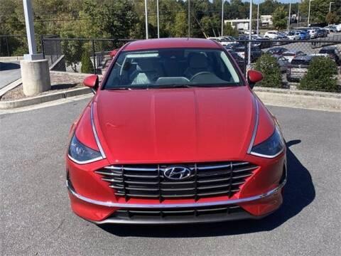 2022 Hyundai Sonata for sale at CU Carfinders in Norcross GA